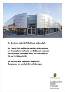 Das Porsche Zentrum gratuliert!