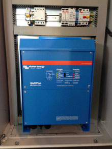 Batterie Wechselrichter für Günstigen Eigenstrom Versorgung mit USV Notstrom