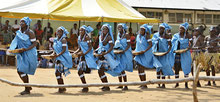 Culture Competition 2015 an der Kahenge Combined School