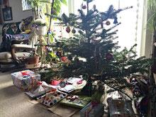 Weihnachtliche Athmosphäre in der Stube