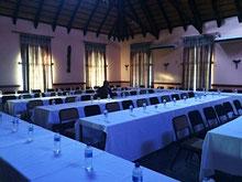 Konferenzraum im Oshakati Country Hotel