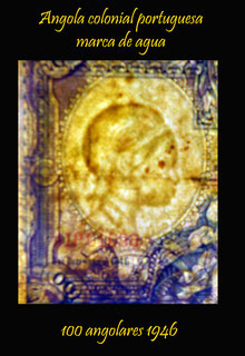100 angolares 1946 marca de agua