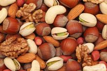 Dieta della frutta secca