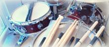 Sticks, Besen, Rods, Kombisticks für Drumset von GEWA music, Kaufmann Wien