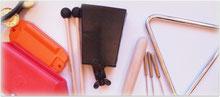 Schlägel, Sticks und Mallets für Percussion