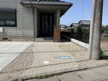 高所地の立地を最大限に生かしたエクステリア  名古屋市 Y様邸 外構工事