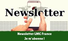 Newsletter-LMC France-informations-outil-actualités-abonnement-LMC-Leucemie-association