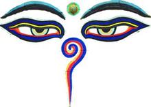 Le regard de Bouddha