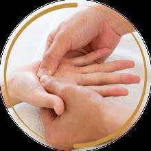 Physiotherapie und Massage