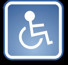 Bild: Behinderten-WC