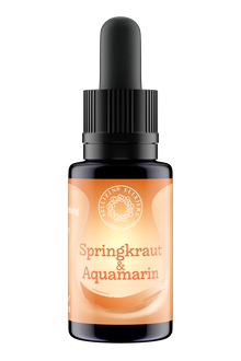 Springkraut Aquamarin