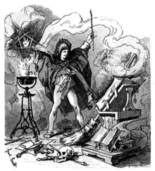 Ferdinand Barth: Der Zauberlehrling