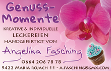 Genussmomente Angelika Fasching