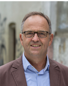 Peter Riedl, Oase Kirche, Pastor