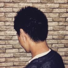 千葉市理容室Barber-salon-Revaロングボウズスタイル写真