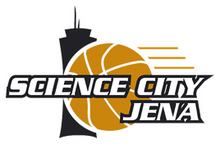 Science City Jena Logo Basketball
