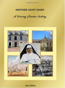 """Mother Saint Mary"" book."