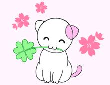 福猫の桜ちゃん 愛をつかめ, LINEスタンプ
