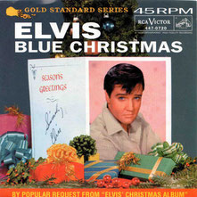 Elvis Presley - Blue Christmas, 1964
