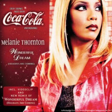 Melanie Thornton - Wonderful Dream (Holidays Are Coming), 2001