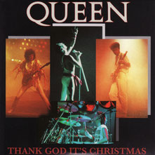 Queen - Thank God It's Christmas, 1984