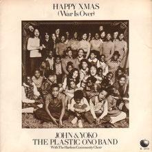 John Lennon & Yoko Ono - Happy Xmas (War Is Over), 1971