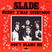 Slade - Merry Xmas Everybody, 1973