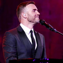 Gary Barlow - Fairytale Of New York, 2012