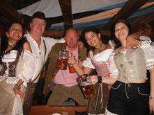 Oktoberfest Oberbayern Frankfurt
