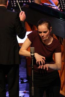 Gebärden und Bewegung für Instrumentalmusik