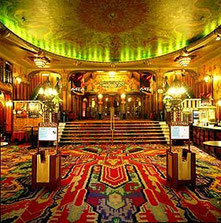TUSCHINSKI THEATER ENTREE