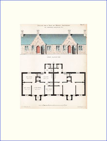 Victor Petit, Habitations Champetres