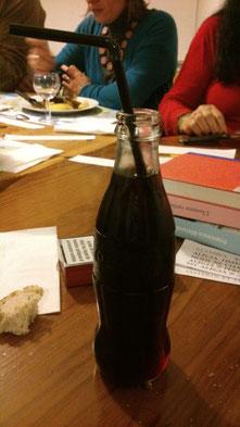 Le même Coca-Cola que dans Lucky Luke, bouteille en verre