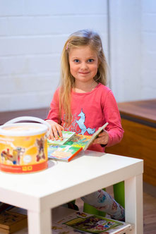 Nora,Chefin der Kinderspielecke, e-motion e-Bike Premium-Shop Velbert