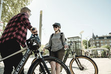 Das Touren e-Bike Focus Aventura² 6.7