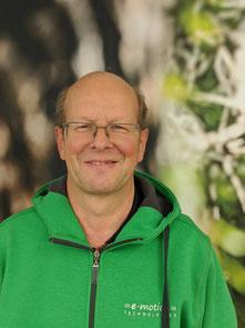 Franz Ertl, Werkstattleiter