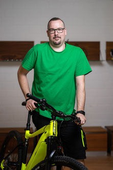 Christoph Aust, Auslieferung, e-motion e-Bike Premium-Shop Velbert