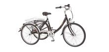 Pfau-Tec Proven Dreirad und Elektro-Dreirad für Erwachsene - Shopping-Dreirad 2017