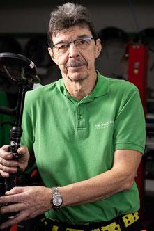 Klaus Geiermann, e-Bike Werkstatt-Service, e-motion e-Bike Premium-Shop Velbert