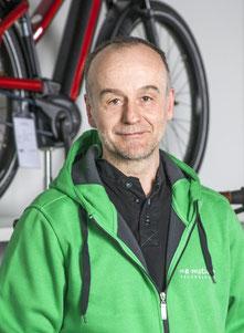 Michael Jerg von der e-motion e-Bike Welt in Erbach bei Ulm