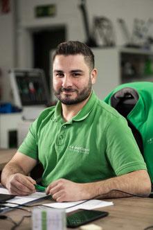 Rachid Sbai, Beratung & Verkauf, e-motion e-Bike Premium-Shop Velbert