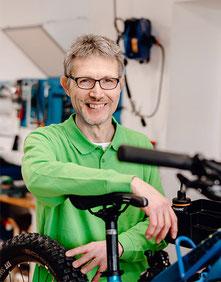 Ulrich Plümer, e-motion e-Bike Welt Harz