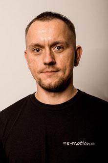 Martin Baczek: Werkstattleitung