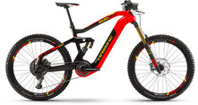 Haibike XDURO NDURO e-Mountainbike / 25 km/h e-MTB 2018