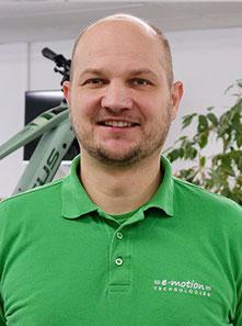 Gerald Baudouin, e-Bike Beratung und Verkauf