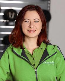 Katrin Sommer, Assistenz der Geschäftsleitung