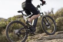 Riese und Müller e-Mountainbikes / e-MTB im e-motion e-Bike Premium Shop Köln