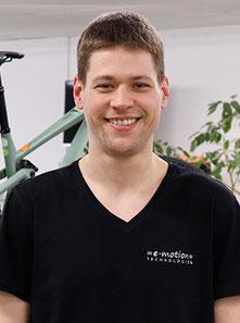 Christian Schwentke, e-Bike Service