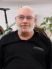 Michael Koser, e-Bike Service