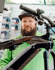 Miki Schmidt, e-motion e-Bike Welt Harz
